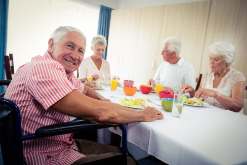 Ask Amy: How do we get loved ones to eat when they live in a nursing home?
