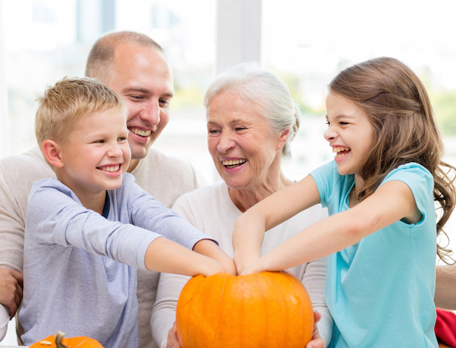 When it Comes to Aging, Don't Get Spooked!